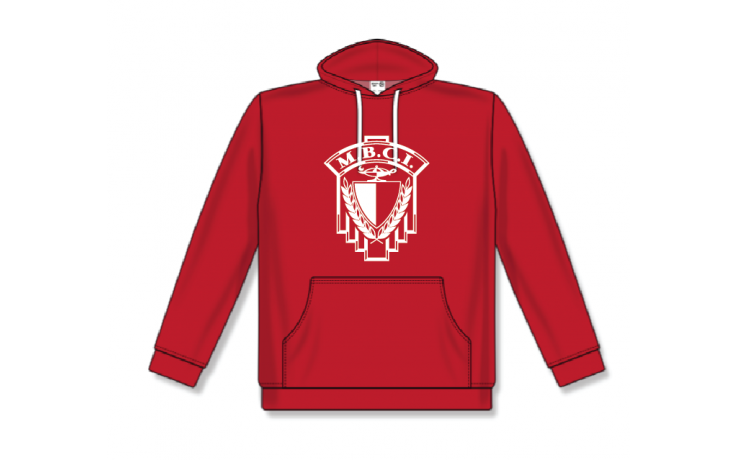 Hoodie with MBCI Crest