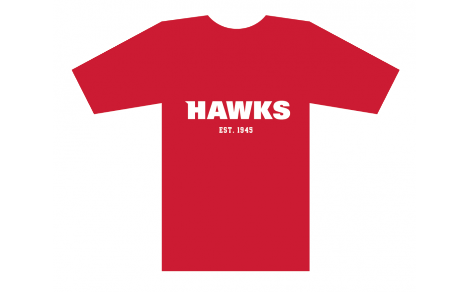 Hawks est. 1945 T-shirt