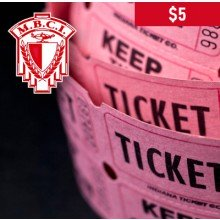 50/50 Draw - 5 tickets